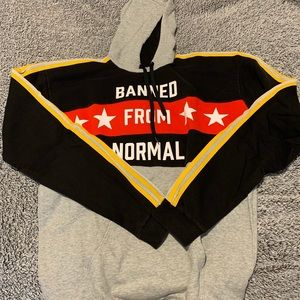 Adidas Banned From Normal Hoodie